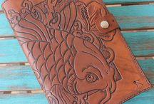 leatherwork / by Natalie Shaw