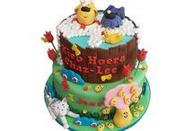 Taart kinderverjaardag