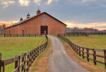 Stables & Barns