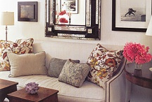 family space/living room / by tinysantabarbara