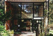 Exteriors and gardens