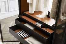 Wardrobe / Wardrobe and walk-in inspiration from our leading suppliers Poliform, Montana, B&B Italia and Boform