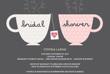 Caitlin's Bridal Shower / by Carly Ervin