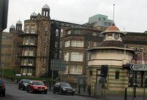 Glasgow Hospitals and Infirmarys