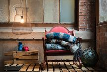 Throw Blankets / Handcrafted throws for the thoughtfully layered home.  / by Loloi Rugs
