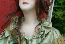 Будуарная кукла / Будуарная кукла