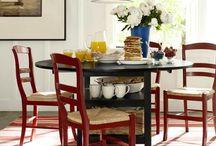Kitchen/Dining Room / by Savannah Boyd