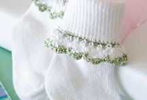 ravelry sock trim