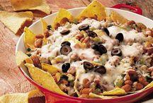Испанская и Мексиканская кухня