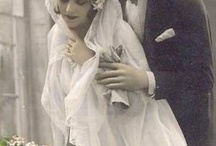 Vintage wedding pictures / a history of wedding styles and trends