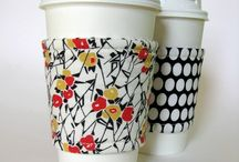 Quilting & Sewing - Cup Cozy