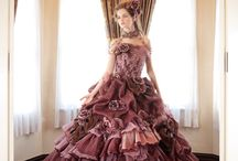 Robes de Bal / Collection of Prom Dresses, Fashion Ball Gowns, Robes de Bal...