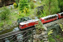 ジオラマ / ジオラマとは模型の中でも情景を感じさせる表現方法。Funmeeで紹介したジオラマ作品をまとめました。  鉄道模型/ドールハウス/スロットカー/ガンプラ/プラモデル/ガンダム/RCカー/ミニ四駆/盆栽