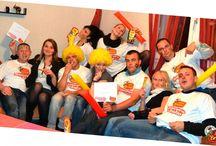 Supporter de Justin - Very Good Moment / Justin Bridou a été porté par le soutien de nos Hôtes lors de ce Moment !