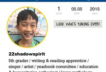 Instagram / Every Tuesday a 6th grader takes over our Instagram account, taking photos and commenting about things that occur throughout their day at Woodbury.  @WoodburyIUSD #woinstagramtuesday
