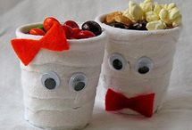 Craft Ideas / Any ideas for kid fun, around the house or personal style / by Christine Hartley