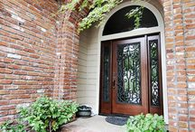 Front Doors / Fiberglass front doors, wood front doors, Jeld-wen front doors, Therma-tru front doors, Provia front doors