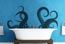 Home - Bathrooms / by Amanda