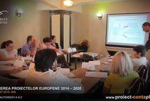 CURS SCRIEREA PROIECTELOR EUROPENE IN PERIOADA 2014-2020 / AUGUST, IASI
