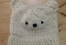 Knitting patterns and inspiration