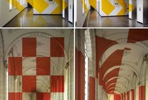 Anamorphosis in architecture