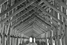 Wood Wonders / wood and timber construction and details