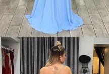 Evening dresses long