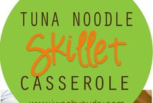 Casserole and one pot meals