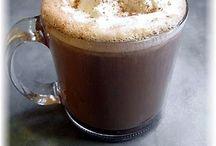 Coffee and Tea / Coffee and Tea Beverage Recipes