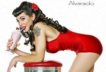 Pinups and Fabulousness / by Rabecca Bieber