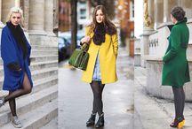 How to wear: Winter coat