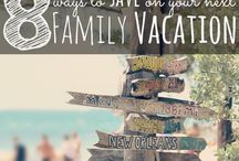 Vacation / by Sheri Boudreau