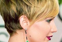 Super Chic and Short Hairstyles