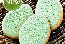 Easter Biscuits / Crunchy, crumbly, buttery or nutty - we make all your favourite biscuits.