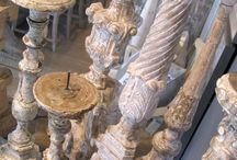 Prickets, Candelabras, and Candlesticks