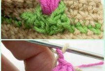 crochet..tejido