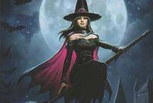 čarodějky