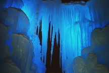 Steamboat Springs Ice Castle / Beautiful pictures of the Ice Castle in Steamboat Springs / by Ice Castles