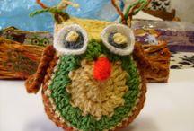 Horgolás-kötés, saját munkáim/Crochet, knitting, my own works / Horgolás-kötés, saját munkáim/Crochet, knitting, my own works