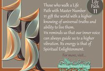 Life Path 11 / Numerology for 11 life paths