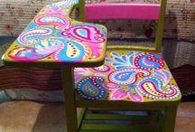 Kids' Furniture / by MaryJane Jones