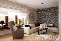 Dom w Lublinie w stylu klasycznym