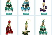 Beads Jewellery / We have fancy collection of Beads earnings in wide colors and sizes; match up with your dress now! Choose from the latest and unique range of beads Jewellery. We ensure the lowest rates and high quality Fashion accessories. http://beadsnfashion.com/index.php/fashion-ear-rings-2734.html