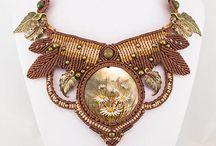 Makrame smycken