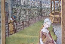 Femmes au Moyen Âge
