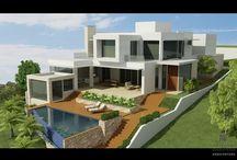 Casa Desnivel