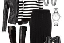 Tips klær