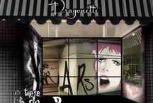L'Esperance Design - Dragonette - David Bowie