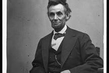 Abraham Lincoln / by Robyn Osika