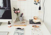 Desk Inspo/Stuff